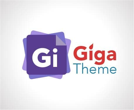 #46 for Design en logo for Gigatheme.com by ElPulpo23