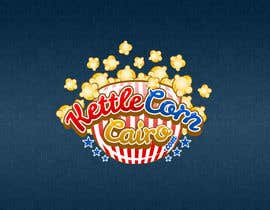 "#46 cho Design a Logo for ""Kettle Corn Cairo"" bởi HallidayBooks"