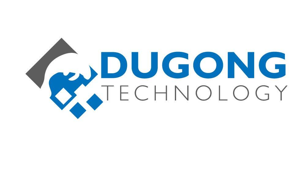 Kilpailutyö #23 kilpailussa Design a Logo for Dugong Technology