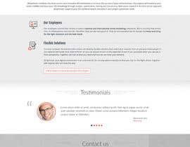 #26 for Create a website mockup for SEO-focused brand af anj12
