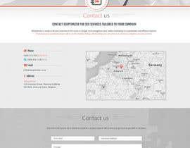 #33 for Create a website mockup for SEO-focused brand af anj12