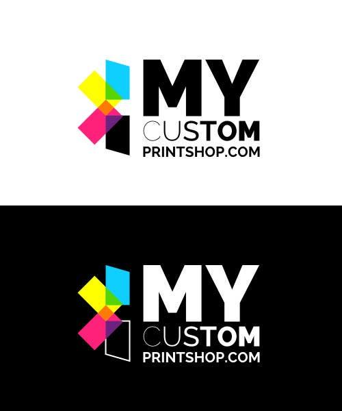 Bài tham dự cuộc thi #6 cho Design a Logo for MyCustomPrintShop.com