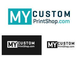 #30 para Design a Logo for MyCustomPrintShop.com por lightportalUK