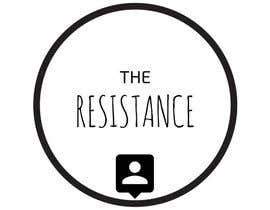 "nº 2 pour Design a Logo ""The Resistance"" par ajaykumar1196"
