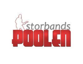 #23 for Designa en logo for StorbandsPoolen af VishalJoshi09