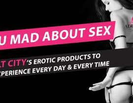 #21 cho Design a Banner | Adult Shop | AdultCity Home Page Banner bởi viralhariyani