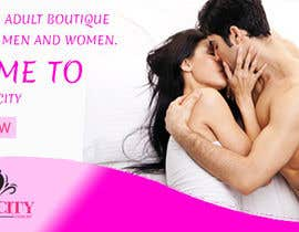#27 cho Design a Banner | Adult Shop | AdultCity Home Page Banner bởi friendzone