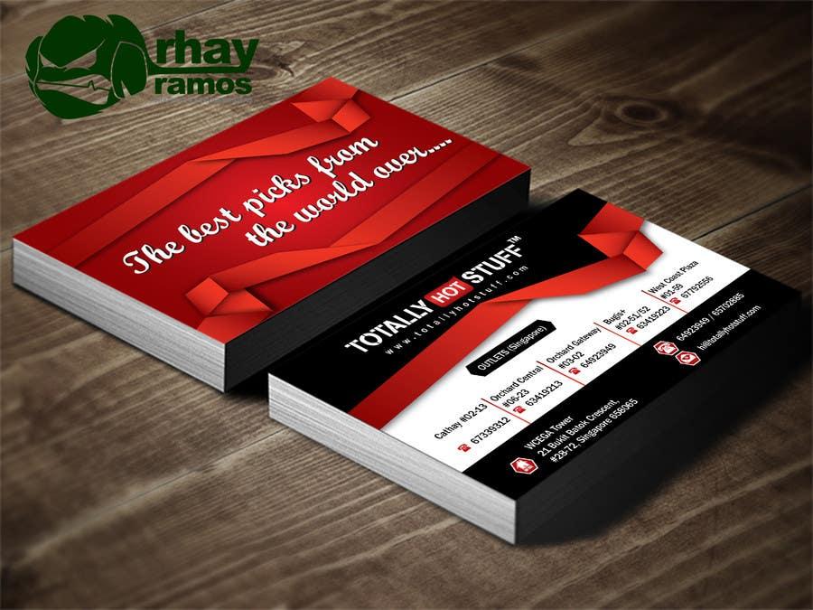 Inscrição nº 34 do Concurso para Design a business card