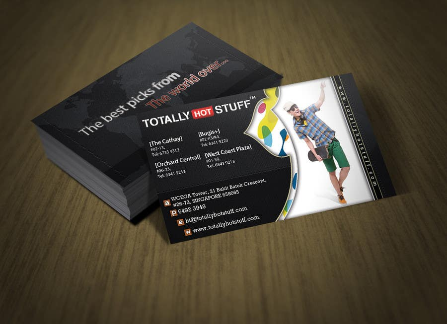 Bài tham dự cuộc thi #42 cho Design a business card