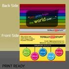 Graphic Design Inscrição no Concurso #63 de Design a business card