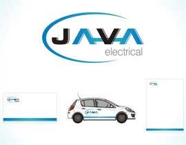 #216 untuk Logo Design for Java Electrical Services Pty Ltd oleh sarit86