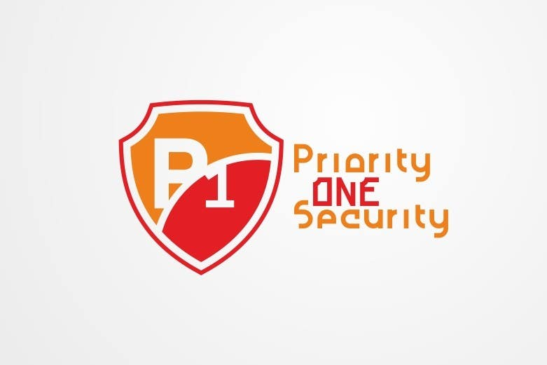 Entry 121 By Dyv For Design A Logo For Priority One Security