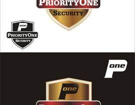 #63 untuk Design a Logo for Priority one security. oleh abd786vw