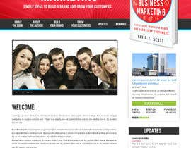 nº 25 pour Build a Website for my new book! par BillWebStudio