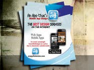 Flyer Design Contest Entry #5 for Design a Flyer for Mobile App and Website Developer
