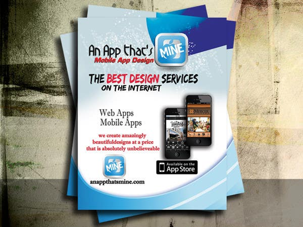 Bài tham dự cuộc thi #                                        5                                      cho                                         Design a Flyer for Mobile App and Website Developer