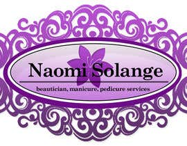#27 untuk Ontwerp een Logo for Naomi oleh sonisavi25