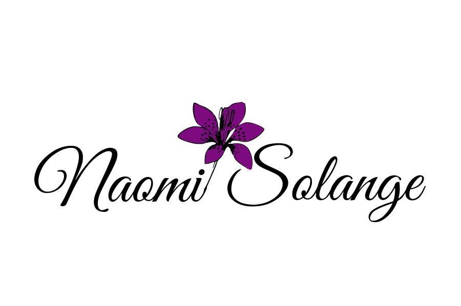 Inscrição nº 39 do Concurso para Ontwerp een Logo for Naomi