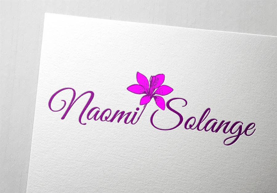 Inscrição nº 40 do Concurso para Ontwerp een Logo for Naomi
