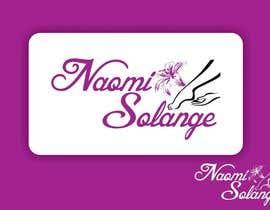#11 untuk Ontwerp een Logo for Naomi oleh ajdezignz