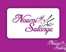 #11 for Ontwerp een Logo for Naomi af ajdezignz