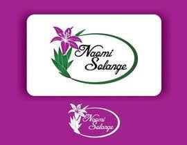#33 untuk Ontwerp een Logo for Naomi oleh ajdezignz