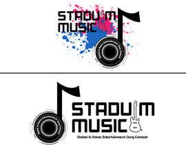 nº 3 pour Logo for Sports and Music Contest Needed par emocore07