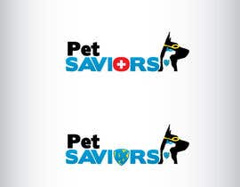 #14 para Design a Logo for PetSaviors por GeorgeOrf