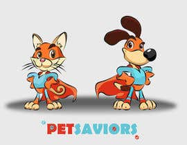 #21 cho Design a Logo for PetSaviors bởi VVolkovs