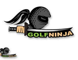 #82 for Design a Logo for GOLF NINJA by rogeliobello