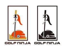 #115 for Design a Logo for GOLF NINJA af ramapea