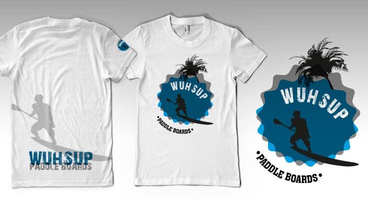 Penyertaan Peraduan #88 untuk Design a T-Shirt for WUHSUP