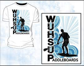 #49 for Design a T-Shirt for WUHSUP by andyvaughn