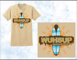 nº 75 pour Design a T-Shirt for WUHSUP par andyvaughn