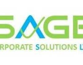 nº 90 pour Design a Logo for Sage Corporate Solutions Limited par mogharitesh