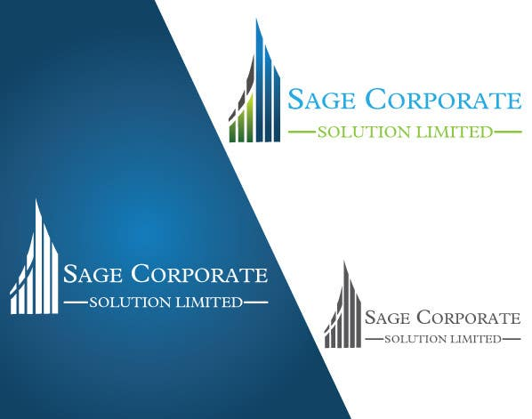 #36 for Design a Logo for Sage Corporate Solutions Limited by risonsm