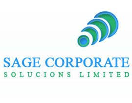 #59 para Design a Logo for Sage Corporate Solutions Limited por klaudianunez