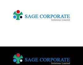 #60 para Design a Logo for Sage Corporate Solutions Limited por klaudianunez
