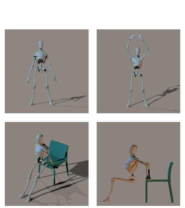 Inscrição nº                                         17                                      do Concurso para                                         stickman workout illustration design