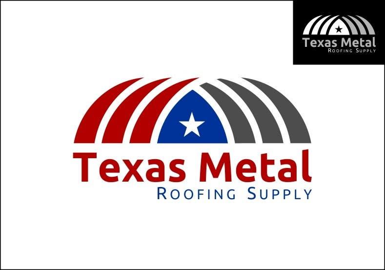 Bài tham dự cuộc thi #                                        148                                      cho                                         Design a Logo for Texas Metal Roofing Supply