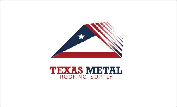 Bài tham dự cuộc thi #                                        106                                      cho                                         Design a Logo for Texas Metal Roofing Supply