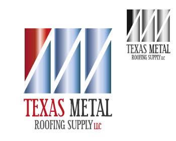 Bài tham dự cuộc thi #                                        158                                      cho                                         Design a Logo for Texas Metal Roofing Supply