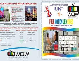 #13 untuk Design a Brochure for Wow Digital Miracle oleh sriharshag