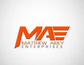 #161 for Design a Logo for Matthew Airey Enterprises by Don67