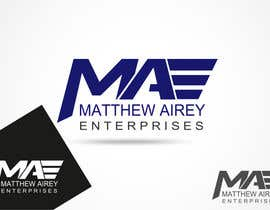 nº 268 pour Design a Logo for Matthew Airey Enterprises par Don67