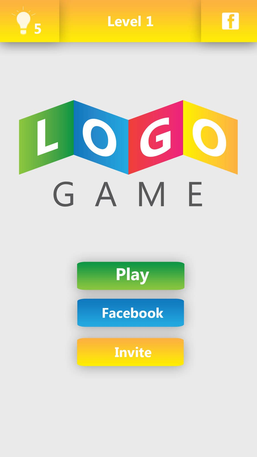 User Interface / IA Contest Entry #47 for Design Mockup/Graphics for Android Game