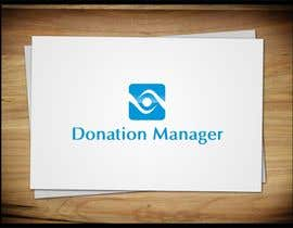 nº 73 pour Design a Logo for Donation Manager par trying2w