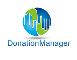 nº 12 pour Design a Logo for Donation Manager par thimsbell