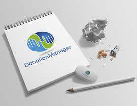 nº 42 pour Design a Logo for Donation Manager par thimsbell