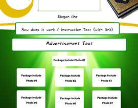 #5 untuk Design a Flyer for Quran Reading Pen oleh wilfridosuero